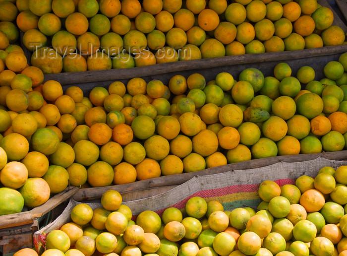 ethiopia22: Addis Ababa, Ethiopia: fruit shop - oranges - photo by M.Torres - (c) Travel-Images.com - Stock Photography agency - Image Bank