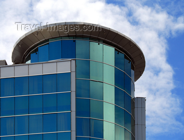 ethiopia23: Addis Ababa, Ethiopia: Axum Building Cameroon st - photo by M.Torres - (c) Travel-Images.com - Stock Photography agency - Image Bank