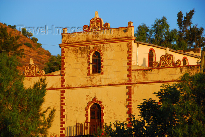 ethiopia354: Axum - Mehakelegnaw Zone, Tigray Region: the Old Palace - photo by M.Torres - (c) Travel-Images.com - Stock Photography agency - Image Bank