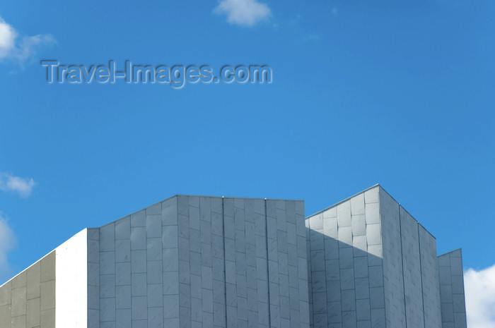 fin125: Finland - Helsinki, Finlandia concert hall - photo by Juha Sompinmäki - (c) Travel-Images.com - Stock Photography agency - Image Bank