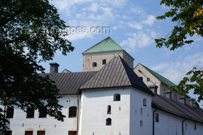 fin172: Turku, Western Finland province - Finland Proper region / Varsinais-Suomi - Finland: Turku medieval castle - Finland's most visited museum / Turun linna / Åbo slott - photo by A.Ferrari - (c) Travel-Images.com - Stock Photography agency - Image Bank
