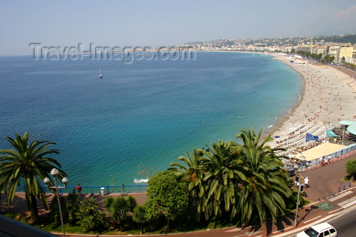 france1081: France - Nice (Alpes Maritimes): town square (photo by N.Keegan) - (c) Travel-Images.com - Stock Photography agency - Image Bank