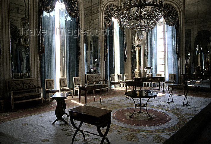 france1179: Versailles, Yvelines département, France: Palace of Versailles / Château de Versailles - room in the palace - photo by Y.Baby - (c) Travel-Images.com - Stock Photography agency - Image Bank
