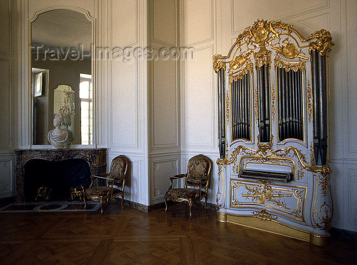 france1180: Versailles, Yvelines département, France: Palace of Versailles / Château de Versailles - organ - photo by Y.Baby - (c) Travel-Images.com - Stock Photography agency - Image Bank