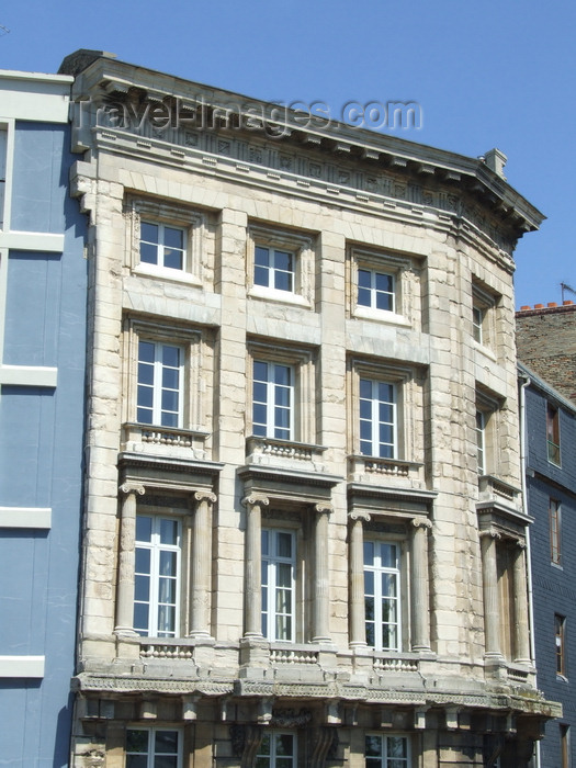 france1272: Le Havre, Seine-Maritime, Haute-Normandie, France: Maison de L'Armateur museum - Quai de l'Île - photo by A.Bartel - (c) Travel-Images.com - Stock Photography agency - Image Bank