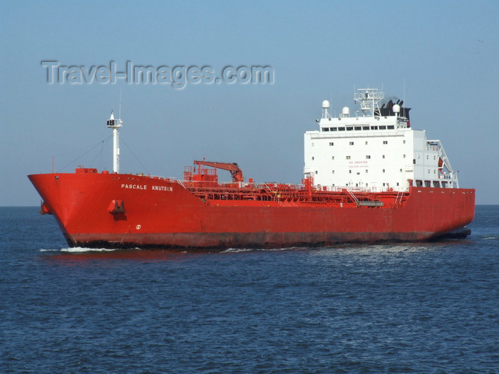 france1322: Le Havre, Seine-Maritime, Haute-Normandie, France: Pascale Knutsen Petro Chem Ship - Normandy - photo by A.Bartel - (c) Travel-Images.com - Stock Photography agency - Image Bank