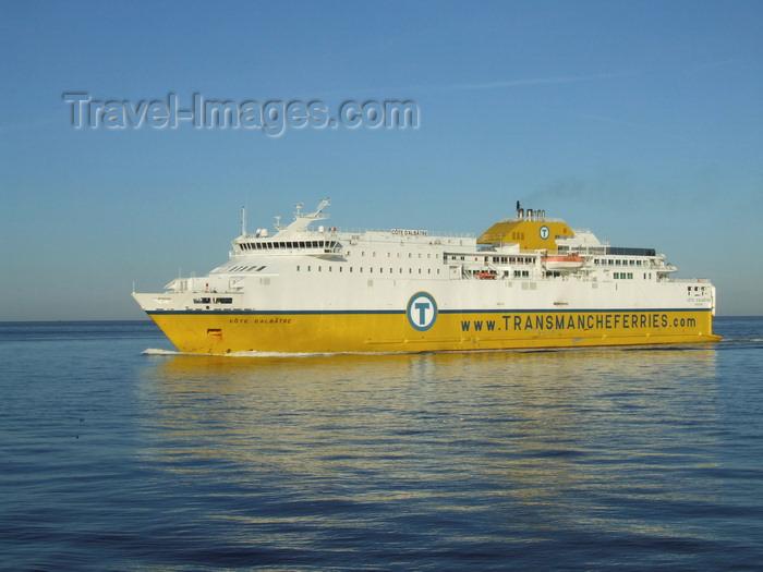 france1336: Le Havre, Seine-Maritime, Haute-Normandie, France: Cote d'Albatre - Transmanche Ferry - photo by A.Bartel - (c) Travel-Images.com - Stock Photography agency - Image Bank