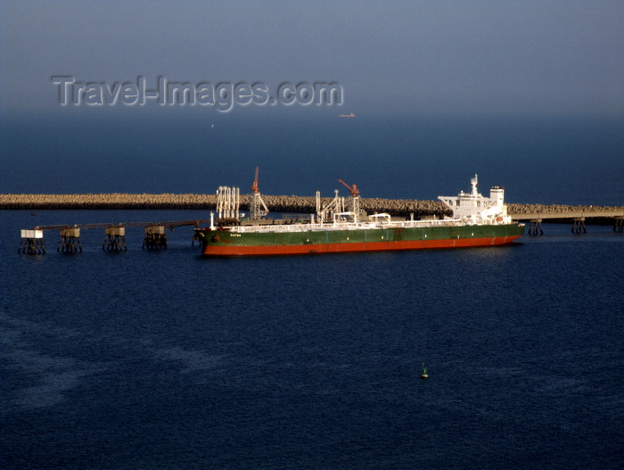 france1359: Le Havre, Seine-Maritime, Haute-Normandie, France: Safwa - Havre Antifer, Tanker Port - terminal pétrolier - photo by A.Bartel - (c) Travel-Images.com - Stock Photography agency - Image Bank