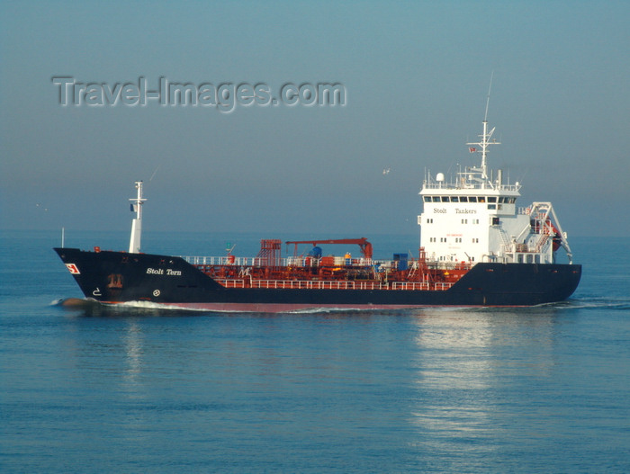 france1379: Le Havre, Seine-Maritime, Haute-Normandie, France: Petro-Chem Tanker Stolt Tern - Normandy - photo by A.Bartel - (c) Travel-Images.com - Stock Photography agency - Image Bank