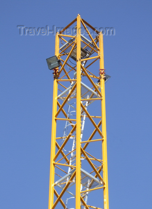 france1421: Haute-Normandie, France: Crane Tower - photo by A.Bartel - (c) Travel-Images.com - Stock Photography agency - Image Bank