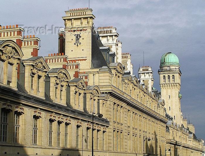 france277: France - Paris: Sorbonne University and its observatory - rive gauche - Quartier Latin - Ve arrondissement - photo by J.Kaman - (c) Travel-Images.com - Stock Photography agency - Image Bank