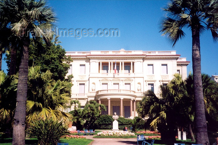 france45: France - Nice (Alpes Maritimes): Massena museum (photo by M.Torres) - (c) Travel-Images.com - Stock Photography agency - Image Bank