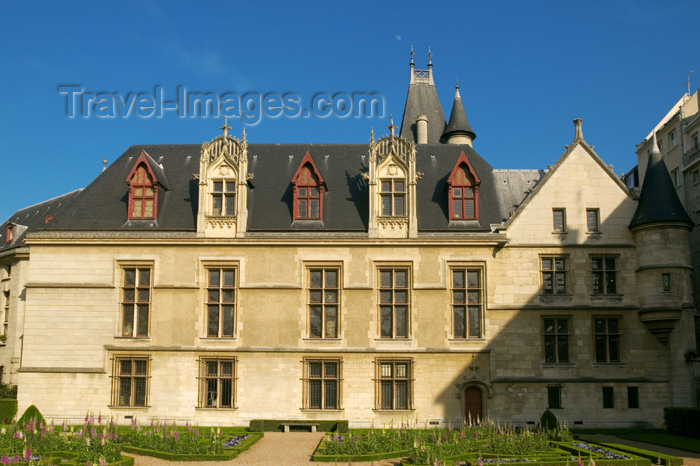 france752: Paris, France: Hôtel de Sens - originally owned by the archbishops of Sens - Marais district - IVe arrondissement - photo by Y.Guichaoua - (c) Travel-Images.com - Stock Photography agency - Image Bank