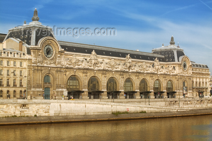 france785: Paris, rance: Orsay museum - rive gauche - photo by Y.Guichaoua - (c) Travel-Images.com - Stock Photography agency - Image Bank