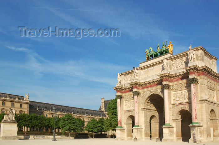 france789: Triumph Ach of Carrousel. - (c) Travel-Images.com - Stock Photography agency - Image Bank