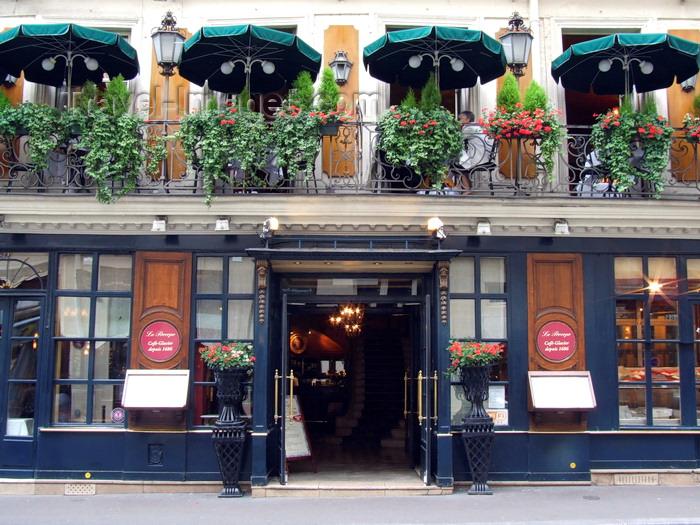 france942: Paris, France: Café Procope, rue de l'Ancienne Comédie, the city's oldest restaurant in continuous operation, opened in 1686 - 6e arrondissement - photo by A.Bartel - (c) Travel-Images.com - Stock Photography agency - Image Bank