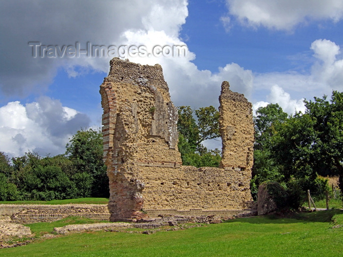 france984: Valognes, Manche, Basse-Normandie, France: ruins of Alauna, Roman Baths - Thermes de Valognes - photo by A.Bartel - (c) Travel-Images.com - Stock Photography agency - Image Bank