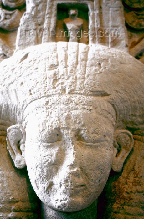france998: Paris, France: nose-less Pharaoh statue - Egyptian sculpture, Louvre Museum - 1er arrondissement - photo by K.Gapys - (c) Travel-Images.com - Stock Photography agency - Image Bank