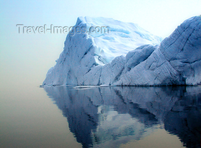 franz-josef23: Franz Josef Land Blue Iceberg - Arkhangelsk Oblast, Northwestern Federal District, Russia - photo by Bill Cain - (c) Travel-Images.com - Stock Photography agency - Image Bank