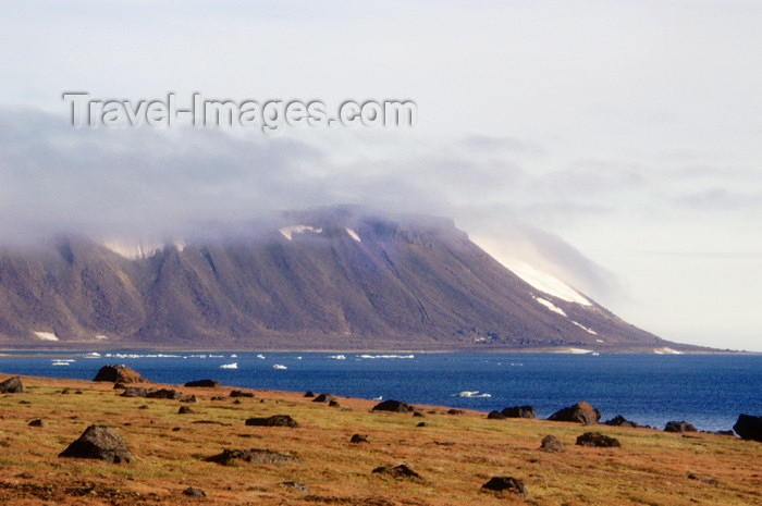 franz-josef45: Franz Josef Land Mountain scenic from Flora Island - Arkhangelsk Oblast, Northwestern Federal District, Russia - photo by Bill Cain - (c) Travel-Images.com - Stock Photography agency - Image Bank