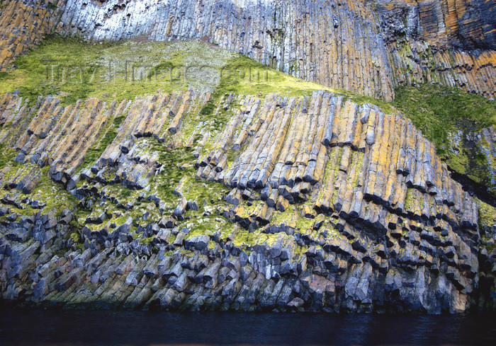 franz-josef68: Franz Josef Land Portion of Rubini Rock - Arkhangelsk Oblast, Northwestern Federal District, Russia - photo by Bill Cain - (c) Travel-Images.com - Stock Photography agency - Image Bank