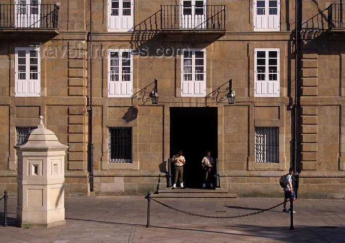 galicia66: Galicia / Galiza - A Coruña: military museum - museo militar - photo by S.Dona' - (c) Travel-Images.com - Stock Photography agency - Image Bank