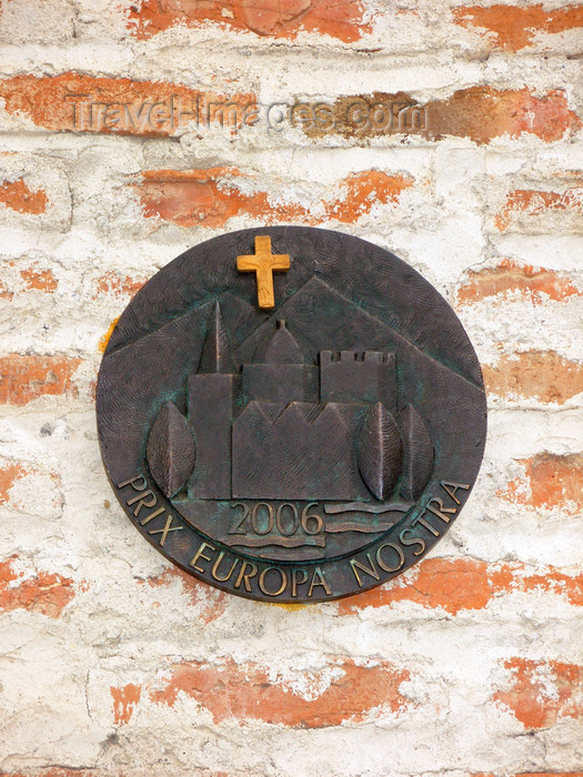 georgia161: Timotesubani, Borjomi district, Samtskhe-Javakheti region, Georgia: Timotesubani church - awarded the Europa Nostra medal in 2006 - photo by N.Mahmudova - (c) Travel-Images.com - Stock Photography agency - Image Bank
