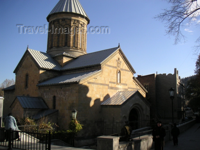 georgia69: Georgia - Tbilisi / Tblissi / TBS: Sioni Cathedral - Cathedral of the Dormition - Sionis Kucha - photo by Austin Kilroy - (c) Travel-Images.com - Stock Photography agency - Image Bank