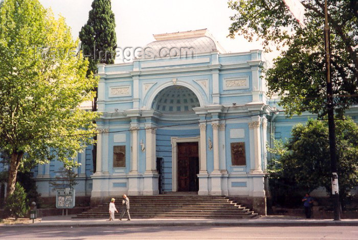 georgia9: Georgia - Tbilisi / Tblissi / TBS: art gallery - National Gallery - photo by M.Torres - (c) Travel-Images.com - Stock Photography agency - Image Bank