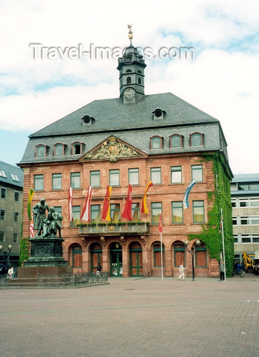 germany37: Germany / Deutschland - Hanau (Hessen): birthplace of the Grimm brothers - photo by M.Torres - (c) Travel-Images.com - Stock Photography agency - Image Bank