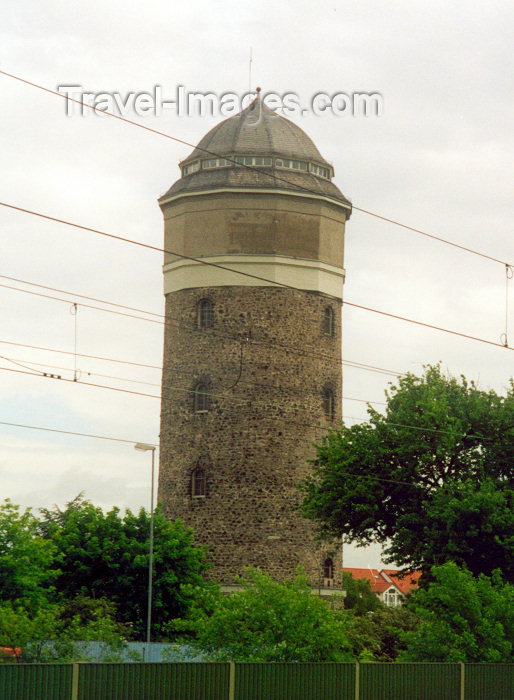 germany38: Germany / Deutschland - Mühlheim (Hessen) - water tower - photo by M.Torres - (c) Travel-Images.com - Stock Photography agency - Image Bank