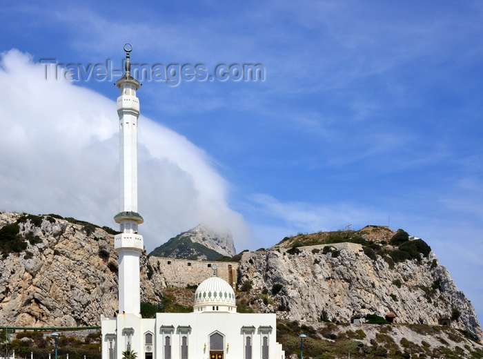 gibraltar16: Gibraltar: the Catholic Cathedral - photo by Miguel Torres - (c) Travel-Images.com - Stock Photography agency - the Global Image Bank