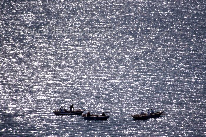 haiti27: Caribbean - Haiti - Labadee / Labadie:  fishing boats (photo by Francisca Rigaud) - (c) Travel-Images.com - Stock Photography agency - Image Bank