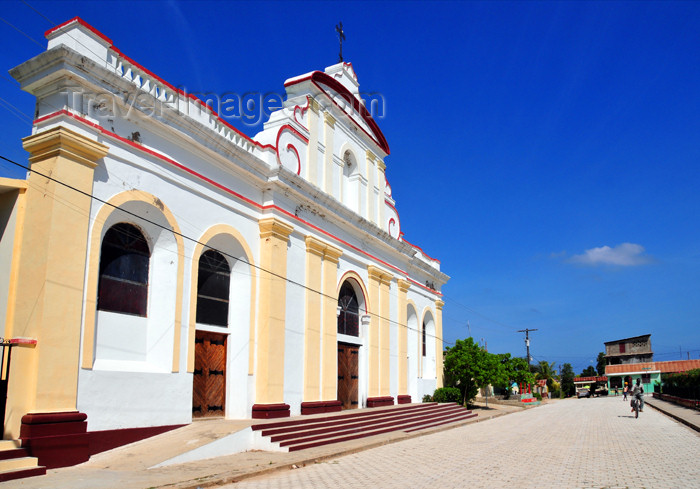 haiti61: Fort-Liberté, Nord-Est Department, Haiti: Cathedral of St Joseph - Place d'Armes - photo by M.Torres - (c) Travel-Images.com - Stock Photography agency - Image Bank