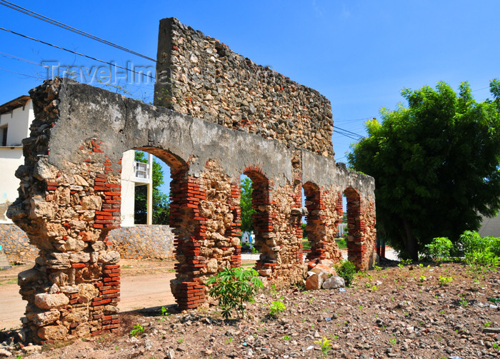 haiti74: Fort-Liberté, Nord-Est Department, Haiti: ruins in the city center - photo by M.Torres - (c) Travel-Images.com - Stock Photography agency - Image Bank