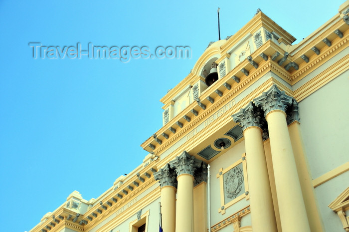 honduras34: Tegucigalpa, Honduras: City Hall - Alcaldía Municipal - Palacio del Distrito Central - photo by M.Torres - (c) Travel-Images.com - Stock Photography agency - Image Bank