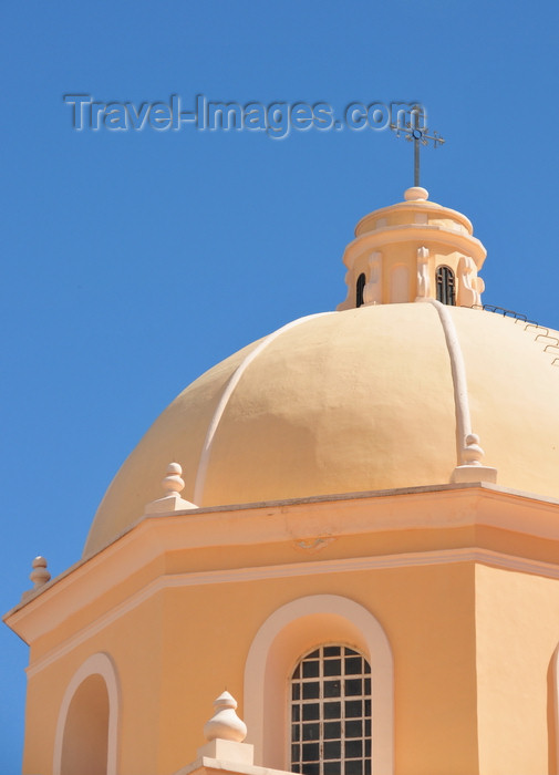 honduras41: Tegucigalpa, Honduras: dome of the Metropolitan Cathedral - Catedral de San Miguel - photo by M.Torres - (c) Travel-Images.com - Stock Photography agency - Image Bank