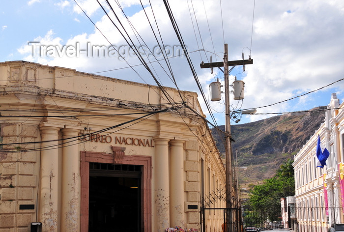 honduras59: Tegucigalpa, Honduras: downtown Post Office - Correo Nacional de Honduras - Paseo Liquidambar - Calle El Telegrafo - Av Miguel Paz Barahona - photo by M.Torres - (c) Travel-Images.com - Stock Photography agency - Image Bank