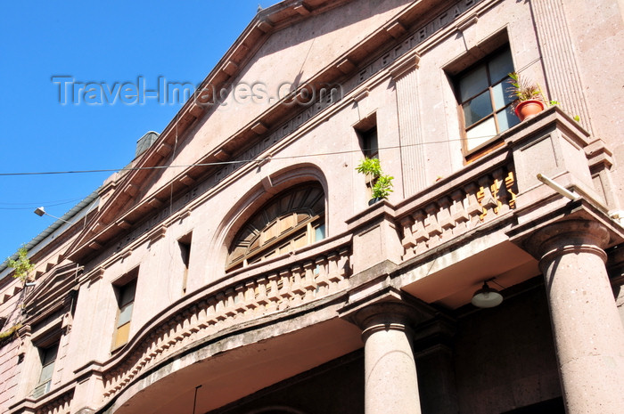 honduras72: Tegucigalpa, Honduras: the Telegraph building - Torre del Telegrafo - Palacio de Comunicaciones Electricas - photo by M.Torres - (c) Travel-Images.com - Stock Photography agency - Image Bank