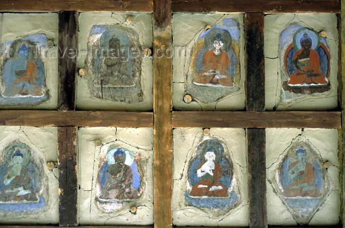 india318: India - Ladakh - Jammu and Kashmir: Buddhist votive slab - photo by W.Allgöwer - (c) Travel-Images.com - Stock Photography agency - Image Bank