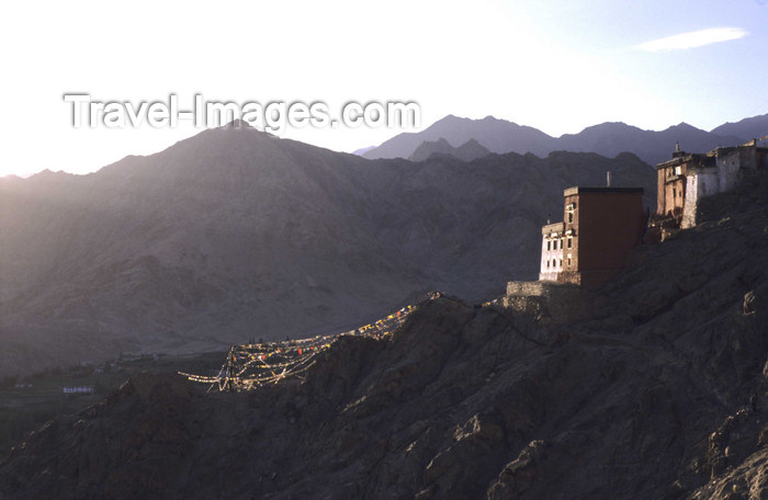 india327: India - Ladakh - Jammu and Kashmir - Leh: Gonkhang and Dschampa Lhakhang temples - photo by W.Allgöwer - (c) Travel-Images.com - Stock Photography agency - Image Bank