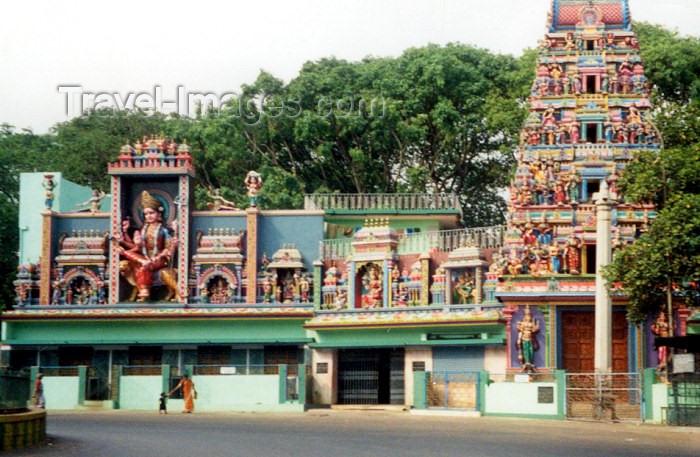 india46: India - Bangalore / BLR: temple (photo by Miguel Torres) - (c) Travel-Images.com - Stock Photography agency - Image Bank