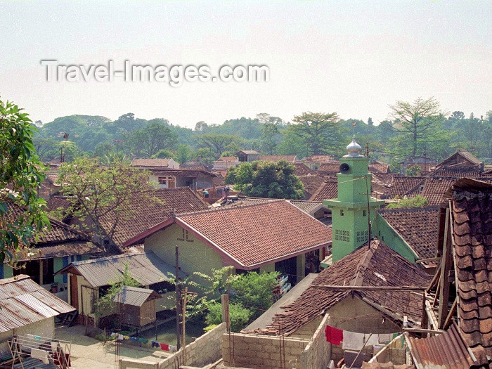 indonesia36: Java - Bogor, Indonesia: roofs - photo by M.Bergsma - (c) Travel-Images.com - Stock Photography agency - Image Bank