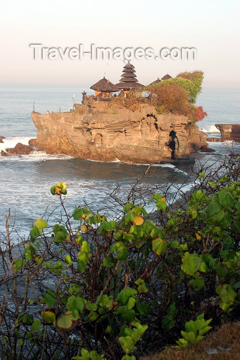 indonesia69: Indonesia - Pulau Bali: Tanah Lot and the coast - Hindu Temple on an islet - photo by R.Eime - (c) Travel-Images.com - Stock Photography agency - Image Bank