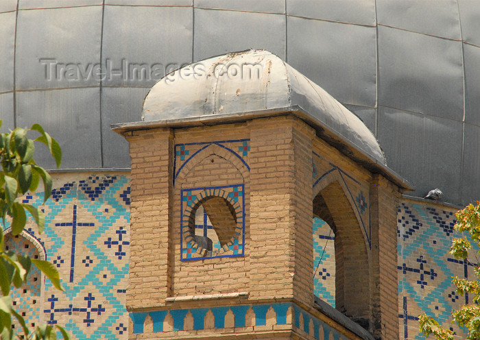 iran180: Iran - Shiraz: Anglican church of St. Simeon the Zealot - Kh. Nobahan street  - photo by M.Torres - (c) Travel-Images.com - Stock Photography agency - Image Bank