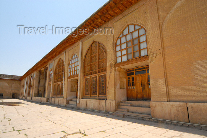 iran254: Iran - Shiraz: Karim Khan Zand citadel - inner court at noon - photo by M.Torres - (c) Travel-Images.com - Stock Photography agency - Image Bank