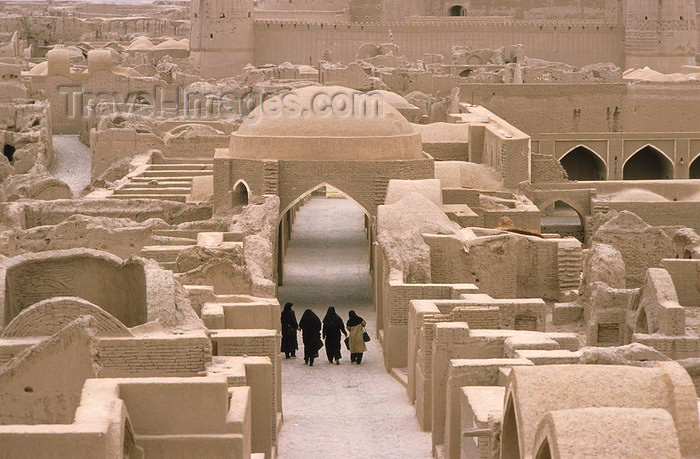 iran408: Iran - Bam, Kerman province: faded glory of the Silk Road days - photo by W.Allgower - (c) Travel-Images.com - Stock Photography agency - Image Bank