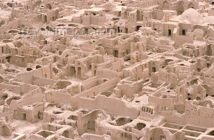 iran417: Iran - Bam, Kerman province: endless ruins - photo by W.Allgower - (c) Travel-Images.com - Stock Photography agency - Image Bank