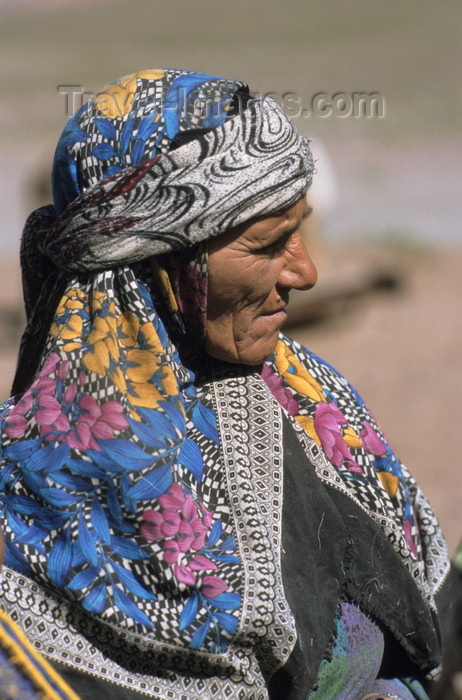 iran438: Iran - Kurdistan: nomadic Kurdish woman - photo by W.Allgower - (c) Travel-Images.com - Stock Photography agency - Image Bank