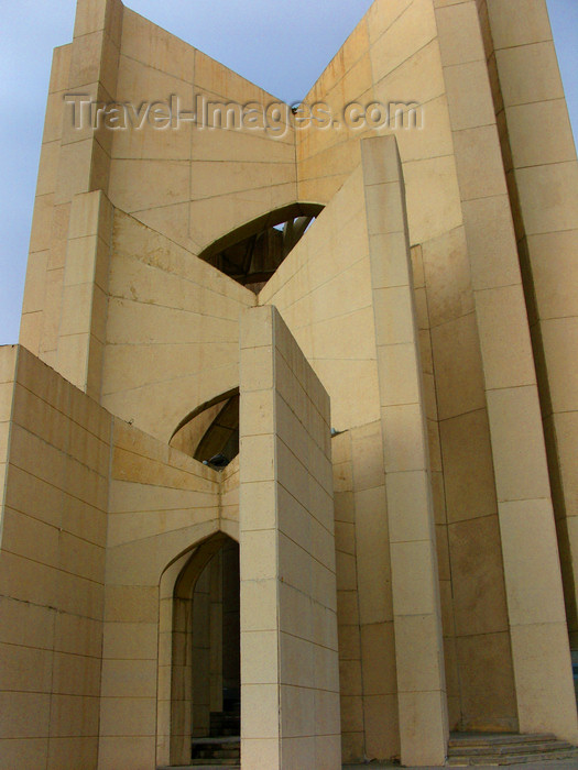 iran497: Tabriz - East Azerbaijan, Iran: Maqbaratoshoara / Maqbarat al-Shu'ara - poets mausoleum - detail' - photo by N.Mahmudova - (c) Travel-Images.com - Stock Photography agency - Image Bank